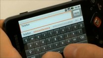 Test telefonu Samsung Galaxy I5700