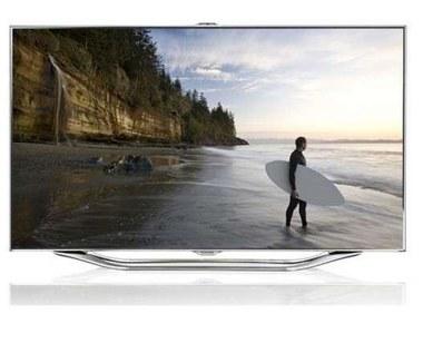 Test telewizora Samsung ES8000 - słucha i patrzy