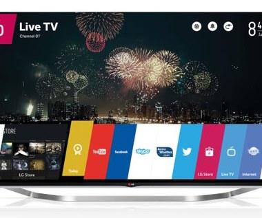 Test telewizorów od 42 do 55 cali