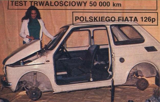 Test trwałościowy PF 126p po 50 000 km /Motor