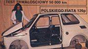 Test trwałościowy PF 126p po 50 000 km