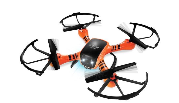 Test X-Bee Drone 3.5 prezentuje się całkiem nieźle /materiały prasowe