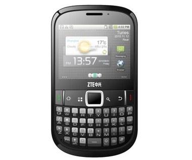 Test ZTE Tureis - Android z klawiaturą QWERTY