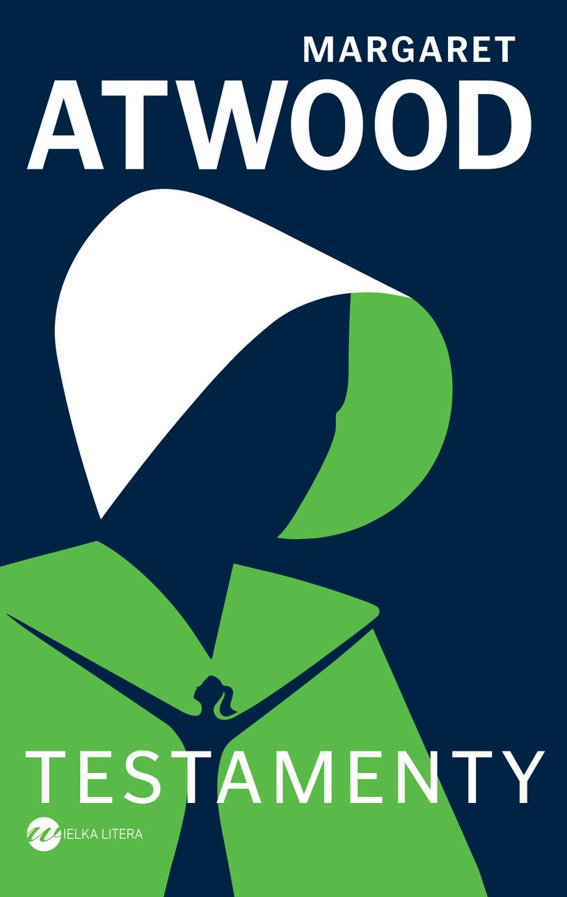 Testamenty, Margaret Atwood /materiały prasowe