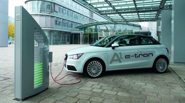 Testowane dotychczas egzemplarze A1 e-tron pokonały łącznie 50 tys. km. /Audi