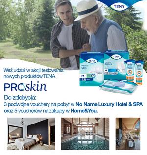 Testowanie produktów TENA ProSkin