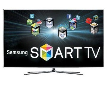 Testowe materiały 3D w telewizorach Samsunga