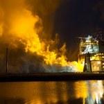 Testowe odpalenie silnika RS-25 dla rakiety SLS