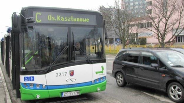 Testowy autobus /RMF