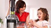 Testuj sokowirówkę Philips! Zapewnij dziecku odpowiednią porcję witamin!
