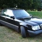 Testujemy używane: Mercedes W124