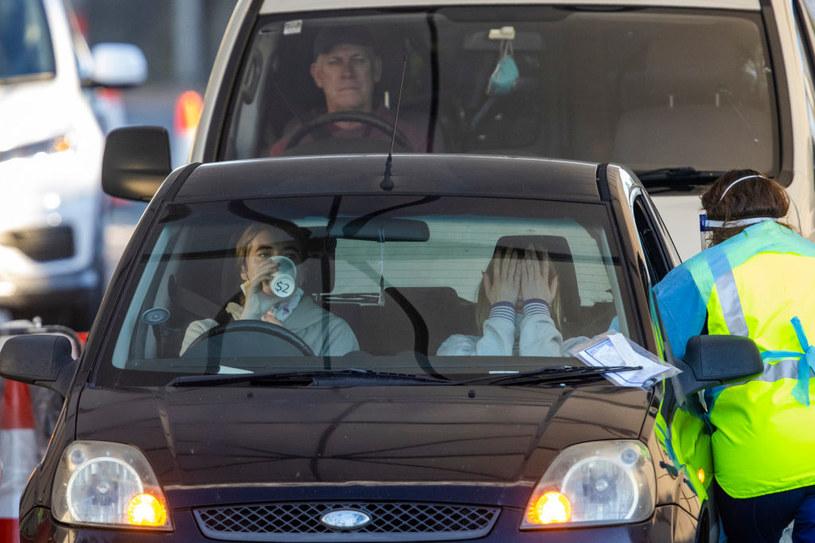 Testy i kontrole w Australii /Jenny Evans /Getty Images