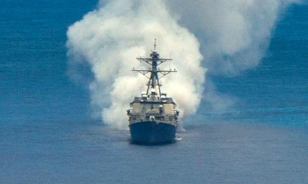 Testy Pandarra Fog.  Fot. US Navy, by Timothy Wilson /materiały prasowe