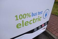 Testy pierwszej stacji szybkiego ładowania dla autobusów