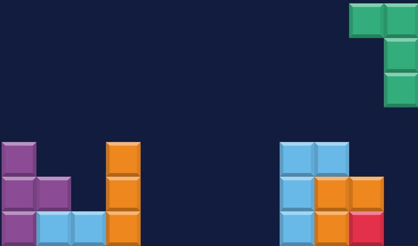 Tetris /123RF/PICSEL
