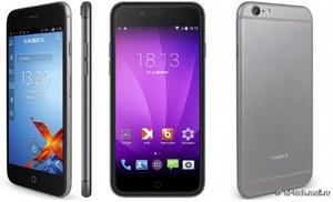 Texet iX-maxi - rosyjski klon iPhone'a