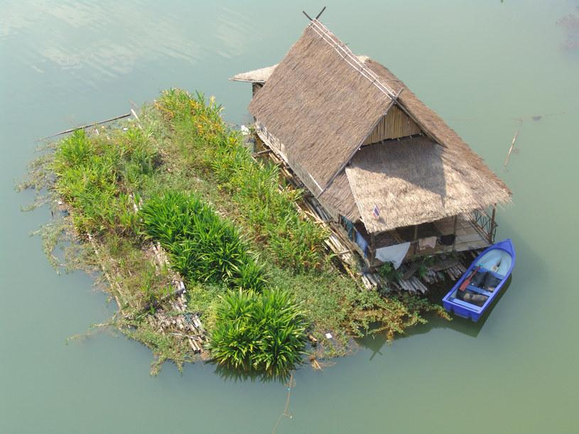 """Thailandia ma swoją tradycję pływających domówi nie potrzebuje """"autonomicznych mikronacji"""" u swoich wybrzeży /AKPA"""