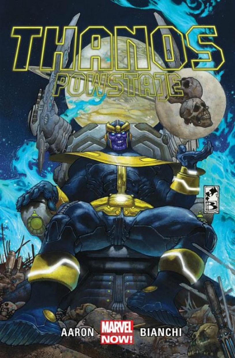 Thanos powstaje /materiały prasowe