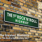 różni wykonawcy: -The 1st Rock'n'Roll Highway
