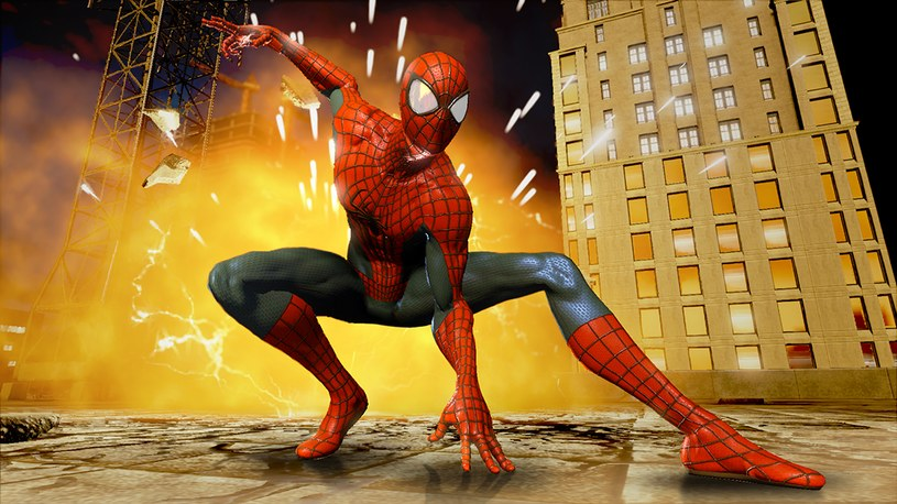 The Amazing Spider-Man 2 /materiały prasowe