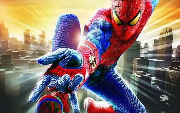 The Amazing Spider-Man - motyw graficzny /Informacja prasowa