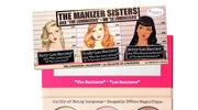 The Balm paleta The Manizer Sisters