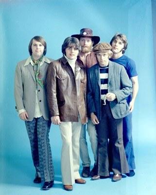 The Beach Boys w najsłynniejszym składzie /Oficjalna strona zespołu