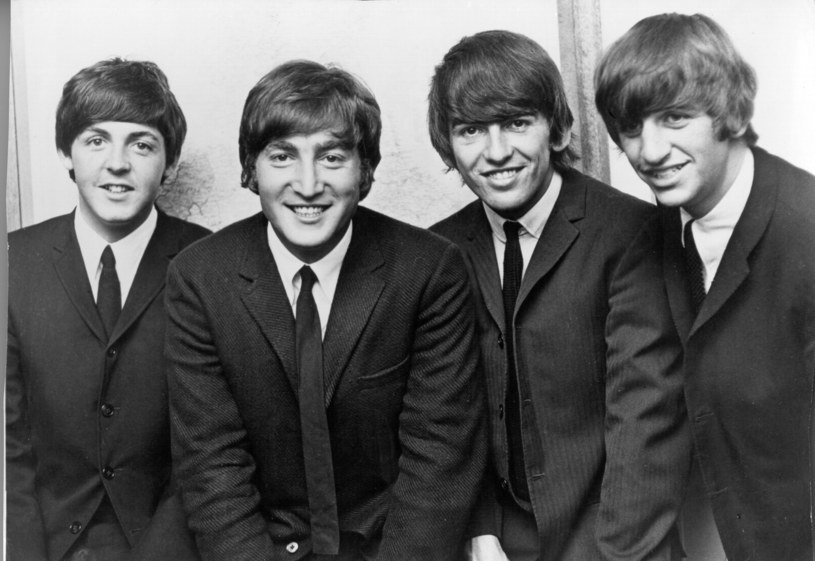 The Beatles, czyli Paul McCartney, John Lennon, George Harrison i Ringo Starr (1962) /Michael Ochs Archives /Getty Images