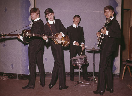 The Beatles fot. Paul Popper/Popperfoto /Getty Images/Flash Press Media