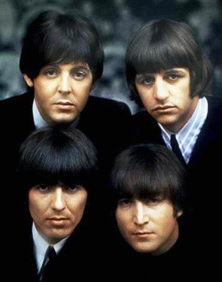 The Beatles /arch. AFP