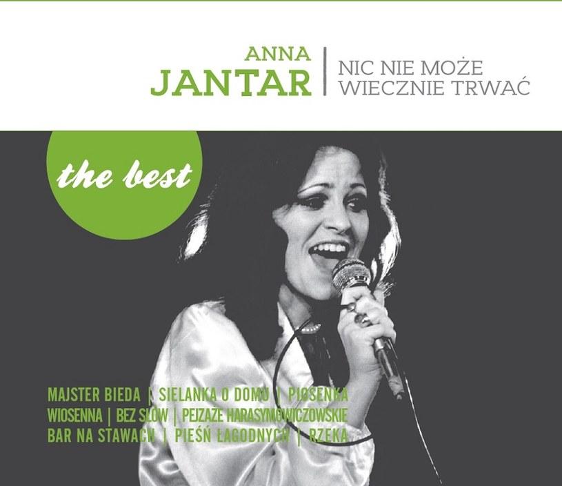 The Best: Anna Jantar Nic nie może wiecznie trwać /Wydawnictwo MTJ /materiał zewnętrzny