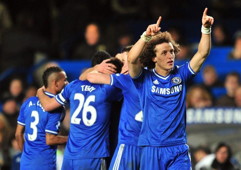 """""""The Blues"""" odnieśli cenne zwycięstwo /AFP"""