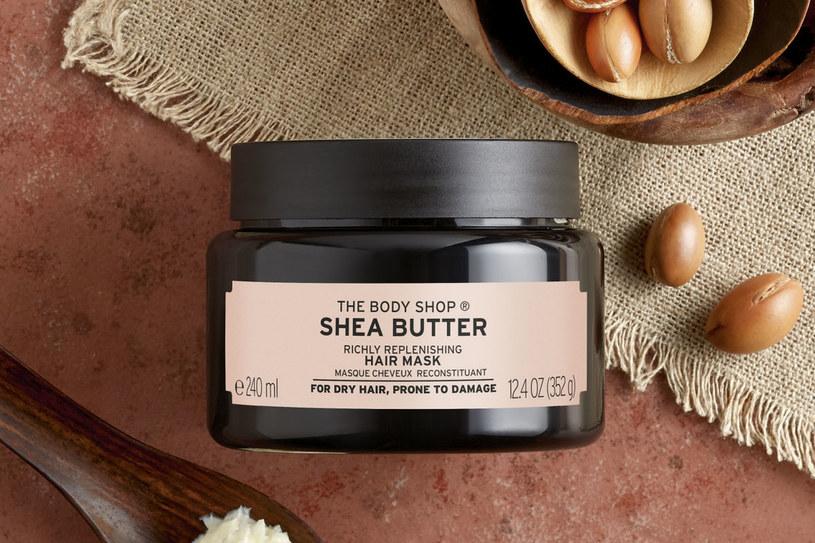 The Body Shop: Linia Shea /materiały prasowe