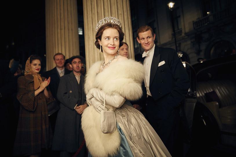 """""""The Crown"""" /Netflix /materiały prasowe"""