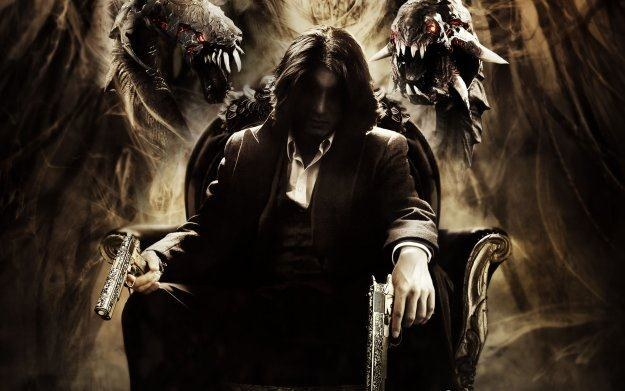 The Darkness II - motyw graficzny /Informacja prasowa