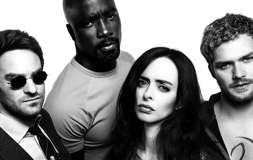 """The Defenders"" /Netflix /materiały prasowe"