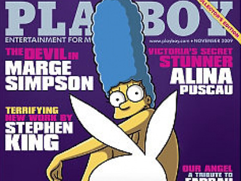zdjęcia porno z kreskówkami Simpson