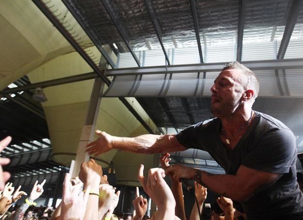 The Dillinger Escape Plan wystąpi na MetalFest 2013 w Jaworznie - fot. Mark Metcalfe /Getty Images/Flash Press Media