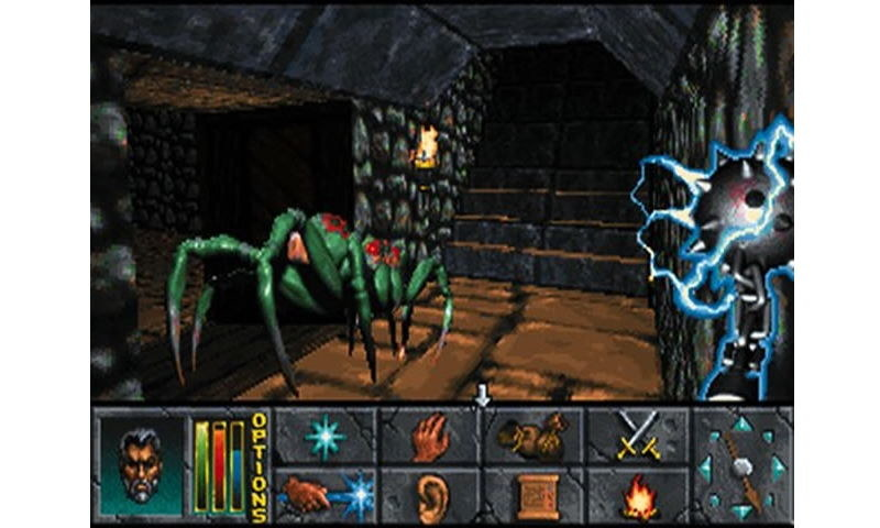 The Elder Scrolls II: Daggerfall /materiały prasowe