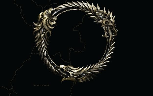 """The Elder Scrolls Online - fragment okładki magazynu """"Game Informer"""" /Informacja prasowa"""