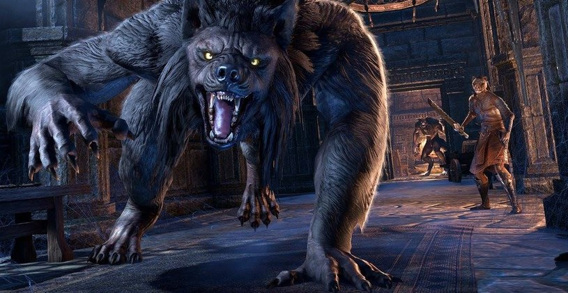 The Elder Scrolls Online: Moon Hunter /materiały prasowe