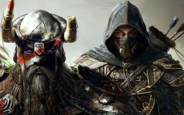 The Elder Scrolls Online - motyw graficzny /Informacja prasowa