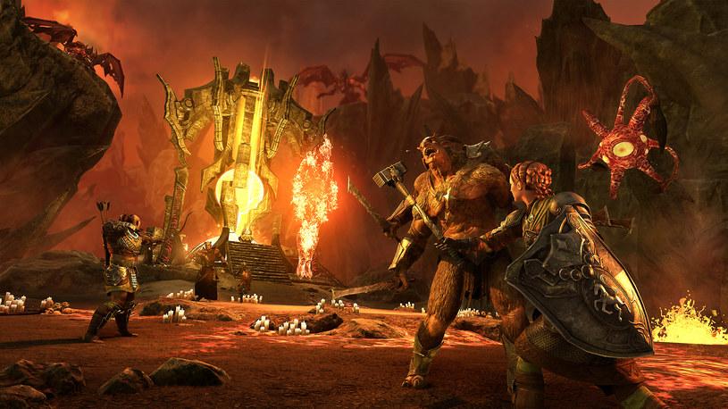 The Elder Scrolls /materiały prasowe