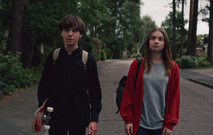 """The End Of The F***ing World"" /Netflix /materiały prasowe"