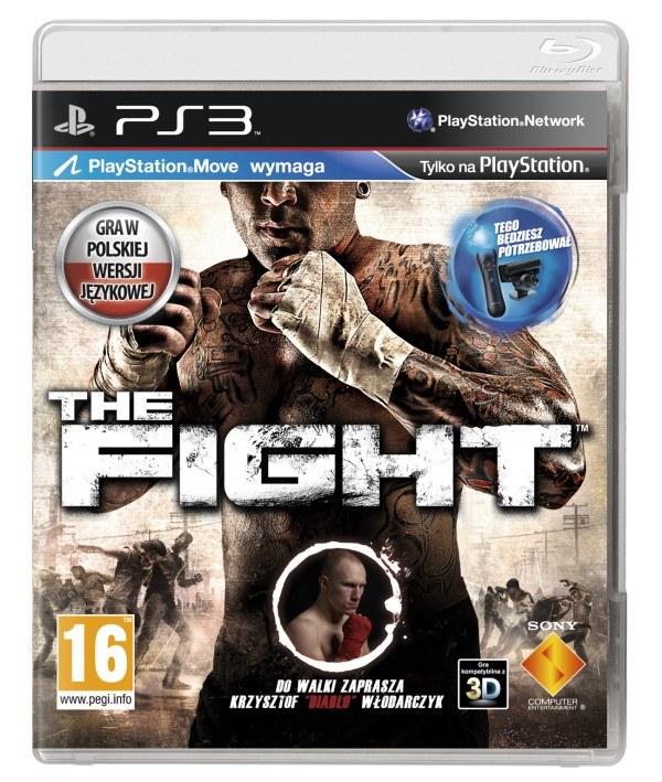 The Fight: Lights Out - polska okładka gry /Informacja prasowa