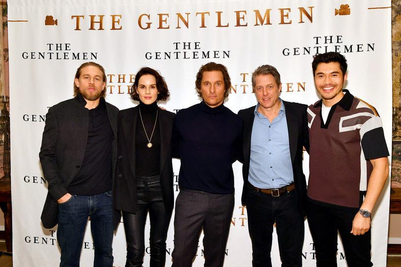 The Gentlemen /AFP
