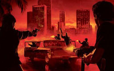 The Godfather II - fragment okładki gry /INTERIA.PL