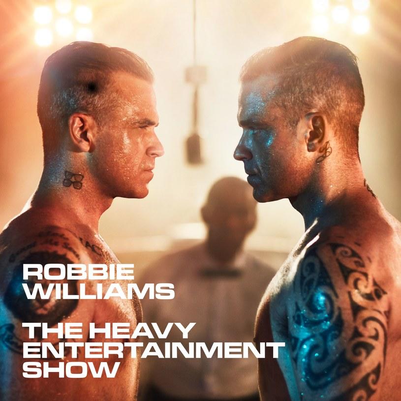 """""""The Heavy Entertainment Show"""" Robbie Williamsa już jest w sprzedaży! /materiały prasowe"""