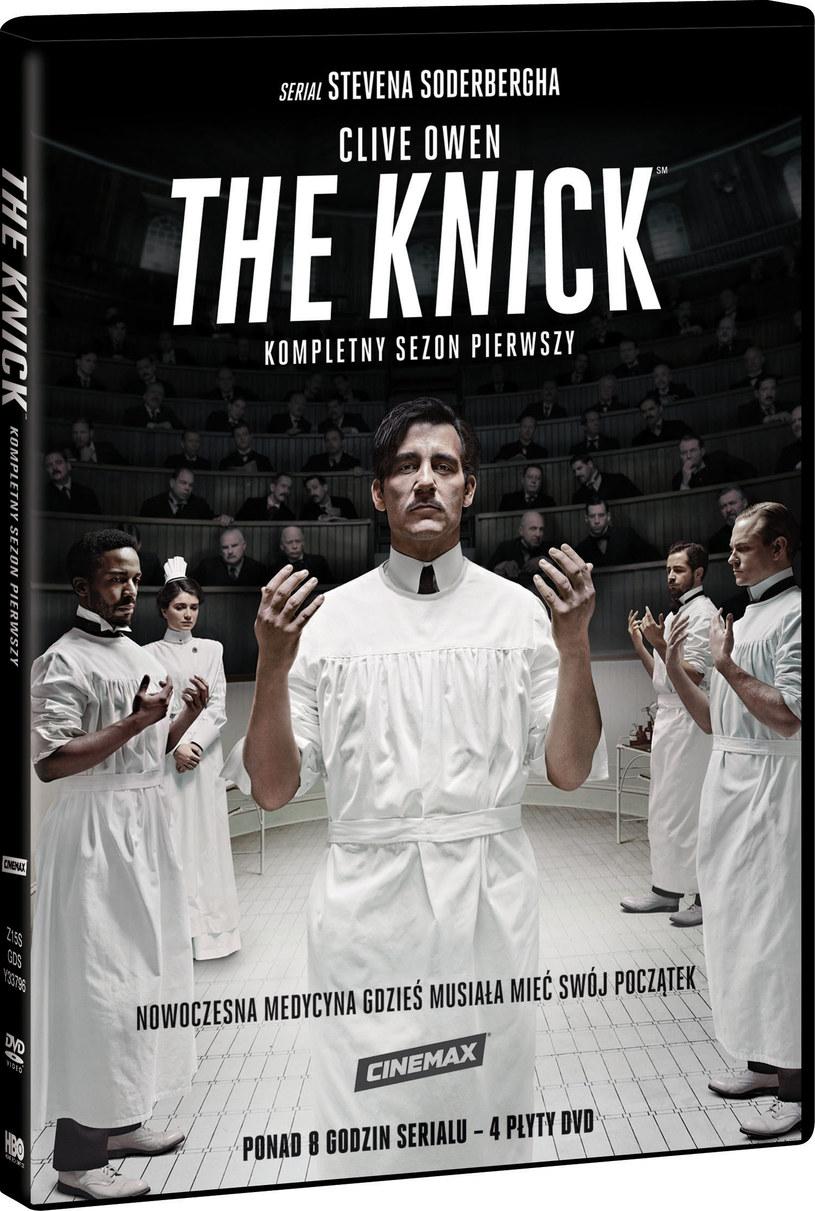 """The Knick"" na DVD /materiały dystrybutora"