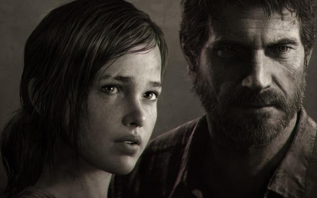 The Last of Us - motyw graficzny /Informacja prasowa